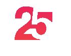 25 Gravações